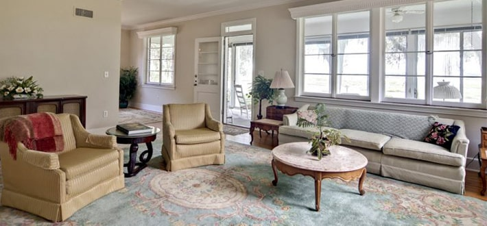 How To Combine Multiple Rugs In The Same Room Nycleaners Blog