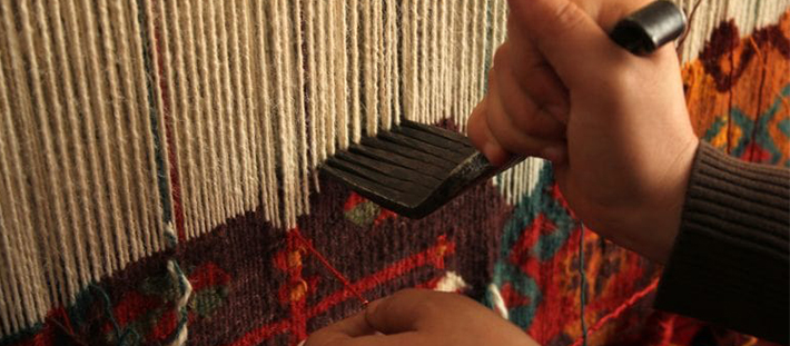 Tell If a Rug Is Wool or Synthetic